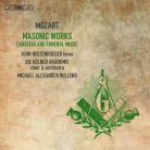 BIS2294. MOZART Masonic Works – Cantatas and Funeral Music