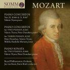 SOMMCD268-2. MOZART Piano Concertos (Tryon)