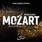 LSO0804. MOZART Violin Concertos Nos 1-3 (Znaider)