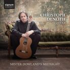 SIGCD382. Mister Dowland's Midnight