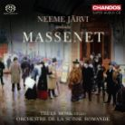 CHSA5137. Neeme Järvi conducts Massenet