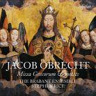 CDA68216. OBRECHT Missa Grecorum