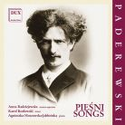 DUX1246. PADEREWSKI Songs