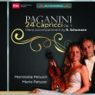 CDS7774. PAGANINI 24 Caprices