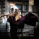 COBRA0064. PAGANINI 24 Caprices (Lisa Jacobs)