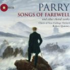 NCR1394. PARRY Songs of Farewell (Quinney)