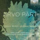 94 960. PÄRT Organ and Choral Music