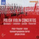 8 573496. Polish Violin Concertos