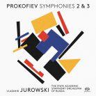 PTC5186 624. PROKOFIEV Symphonies Nos 2 & 3 (Jurowski)