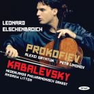 ONYX4122. KABALEVSKY Cello Concerto PROKOFIEV Cello Sonata
