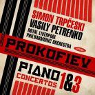 ONYX4140. PROKOFIEV Piano Concertos Nos 1 & 3