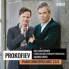 ODE1288-2. PROKOFIEV Piano Concertos Nos 2 & 5