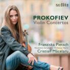 97 733. PROKOFIEV Violin Concertos (Pietsch)