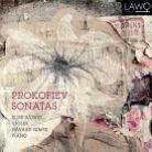 LWC1118. PROKOFIEV Violin Sonatas Nos 1 & 2