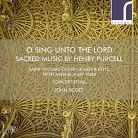 RES10184. PURCELL O Sing Unto the Lord