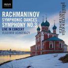 SIGCD540. RACHMANINOV Symphony No 3. Symphonic Dances (Ashkenazy)