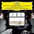 483 5335GH. RACHMANINOV Piano Concertos Nos 2 & 4 (Trifonov)