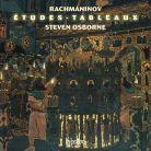 CDA68188. RACHMANINOV Complete Études-tableaux (Osborne)