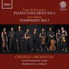 SIGCD548. RACHMANINOV Piano Concerto No 3 SIBELIUS Symphony No 2