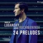 HMM90 2339. RACHMANINOV Complete Preludes (Lugansky)