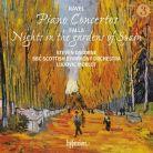 CDA68148. RAVEL Piano Concertos FALLA Noches en los jardines de España