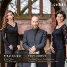 REGER String Trios. Piano Quartet No 2