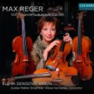 OC1862. REGER Violin Concerto