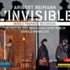 OC973. REIMANN L'Invisible (Runnicles)
