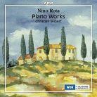 CPO555 019-2. ROTA Piano Works
