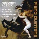 CDA68124. RÓŻYCKI; FRIEDMAN Piano Quintets