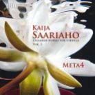 ODE1222-2. SAARIAHO Chamber Works for Strings. Meta4