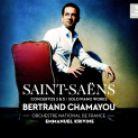 90295 63426. SAINT-SAËNS Piano Concertos 2 & 5 (Chamayou)