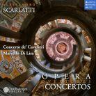 88985 370012. SCARLATTI Opera Overtures and Concertos