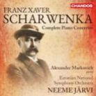 CHAN10814. SCHARWENKA Piano Concertos Nos 1 - 4. Alexander Markovich