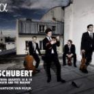 ALPHA417. SCHUBERT String Quartets Nos 10 & 14 (Van Kuijk Quartet)