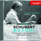 CDS7712. SCHUBERT Complete Busoni Transcriptions