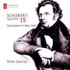 CHRCD137. SCHUBERT String Quartet No 15