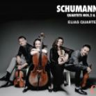 ALPHA280. SCHUMANN String Quartets Nos 2 & 3 (Elias Quartet)