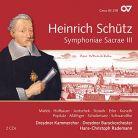 83 258. SCHÜTZ Symphonie Sacrae III