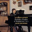 HMM90 2255. SCRIABIN Preludes, Etudes and Sonatas (Kholodenko)