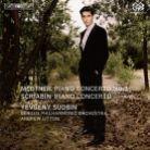 BIS2088. MEDTNER Piano Concerto No 3 SCRIABIN Piano Concerto