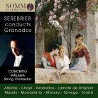SOMMCD0171. Serebrier Conducts Granados