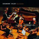 AVI8553 337. SCHUMANN; HILLER Piano Quintets