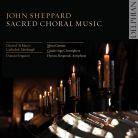 DCD34123. SHEPPARD Sacred choral music
