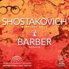 FR-724SACD. SHOSTAKOVICH Symphony No 5 BARBER Adagio for Strings