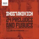 SIGCD396. SHOSTAKOVICH Preludes and Fugues Op 87
