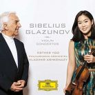 481 2157. GLAZUNOV. SIBELIUS Violin Concertos