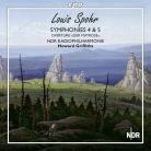 CPO777 745-2. SPOHR Symphonies Nos 4 & 5