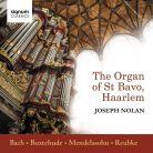 SIGCD546. The Organ of St Bavo, Haarlem (Nolan)