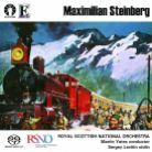 CDLX7341. STEINBERG Violin Concerto., Symphony No 4
